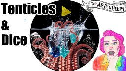 Dungeons and Dragons Still life with a Kraken step by step tutorials | TheArtSherpa