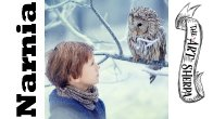 Boy and owl Talking in Snow Acrylic Painting Tutorial Narnia inspired | TheArtSherpa