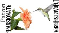 Patron Passionate  Humming bird flower (links will be on your dashboard)
