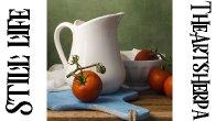 Simple minimal Still life Acrylic Step by step Tutorial | TheArtSherpa