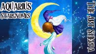 Aquarius Star Gnome Step by step Acrylic Painting | TheArtSherpa