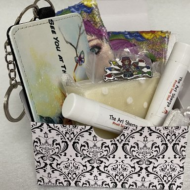 The Art Sherpa Limited Edition Essentials and Fun Kit