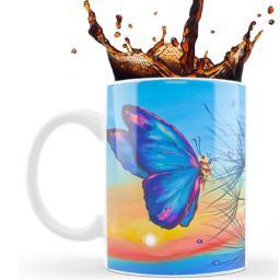 Healing Butterfly 11 oz Mug