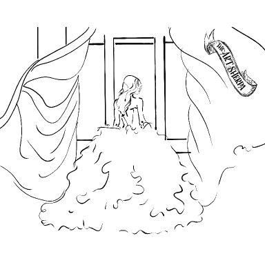 bride in window traceable .jpg