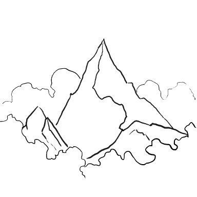 Easy Fall Mountain