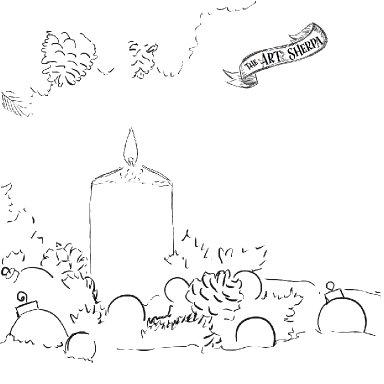 Winter Candle Magic