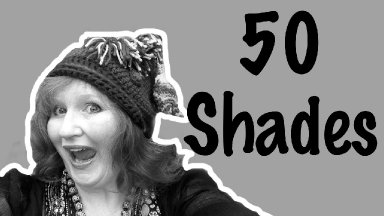 #bigartquest 5   50 shades of Gray   the Art Sherpa