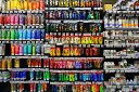 The complete list of Acrylic paint Makers and Brands