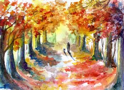 Watercolor Wednesday and you!!