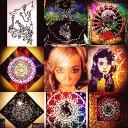 A Place To Land - Meet Michelle Martin, Mandala Artist