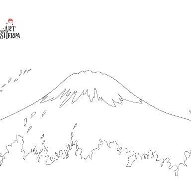 Mt fuji 2 traceable