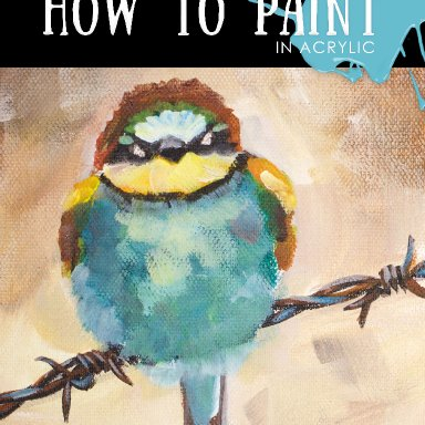 No Fluffs Given - Angry Bird - September Bird-A-Thon Collaborative With Ginger Cook