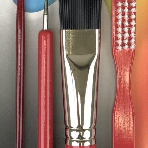 AS-4099 Art Sherpa Galaxy Brush Set
