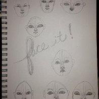 Drawing Faces Mini Quest