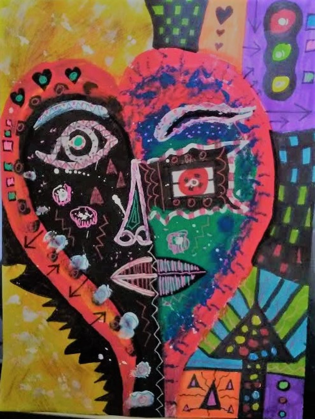 Take Heart - Gallery - TJM | The Art Sherpa