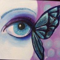 butterfly eye (thumbnail)