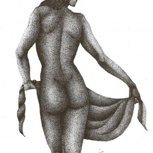 The Bathing Lady