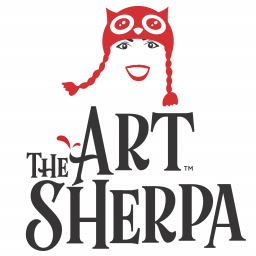 The Art Sherpa Logo Icon stacked.png
