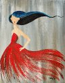 TAS-DEV - Red Stroked Dress.jpg