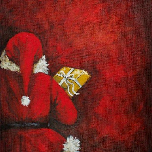 Secret Santa The Art Sherpa