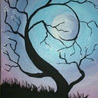 tree hugging moon2