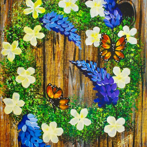 BAQ Wreath