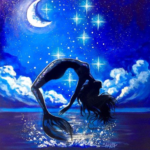bella Luna mermaid