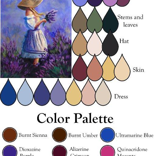 Holly Hobby Palette