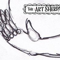 earthmotherdraw hand