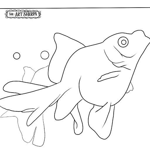 traceable #12 goldfish