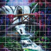 9x12 grid magic fall