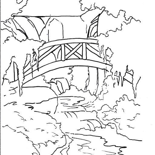 bridge trace 1