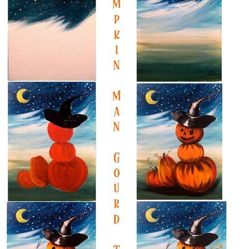 step by step pumpkin man 2 copy