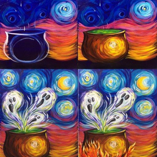 Van Gogh Spells
