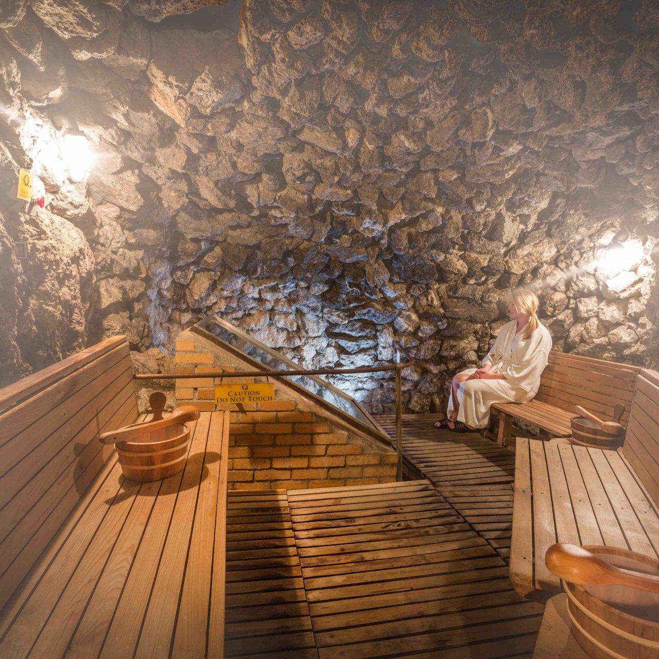 Steam Cave