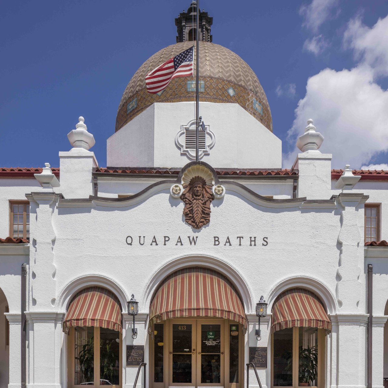 Bathhouse Row - Quapaw - 2