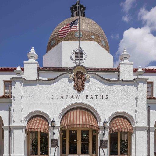 Bathhouse Row - Quapaw - 2