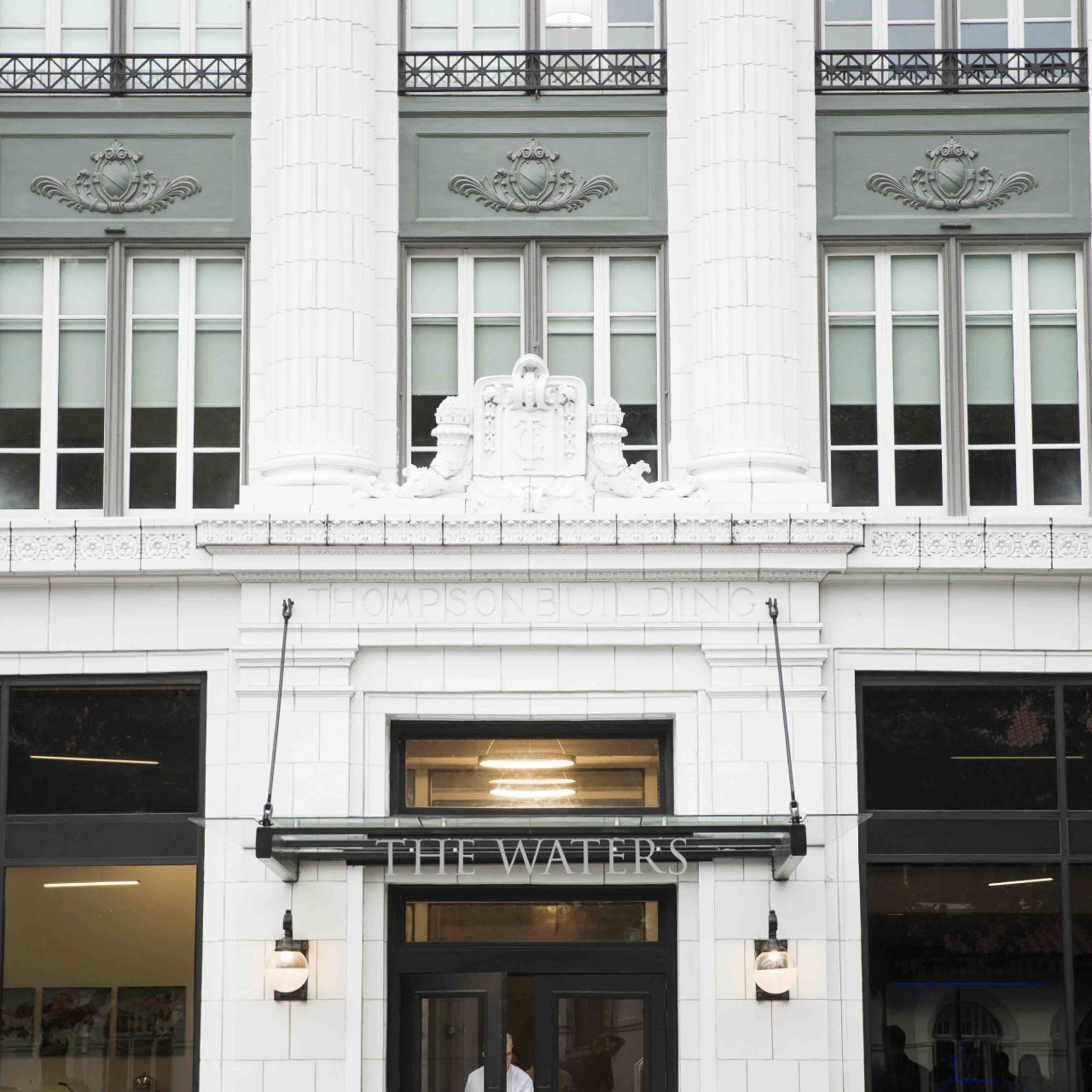 The Waters - Exterior