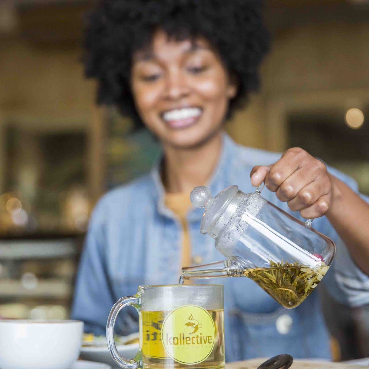 Kollective Pour Blooming Tea