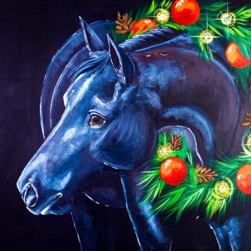 thumbnail  Christmas stallion
