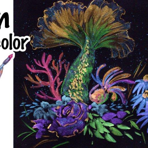 thumbnail 2021 watercolor
