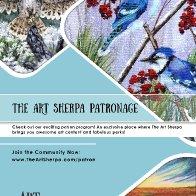 ButterflyDandelion_MiniBooklet