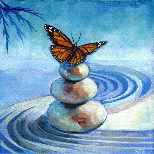 Zen butterfly final