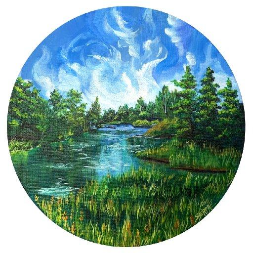Green landscape final