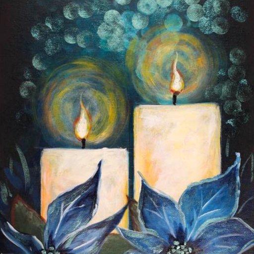 patron Candles Winter