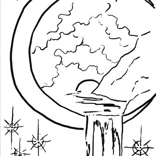 Patrons exclusive Traceable  Celestail moon