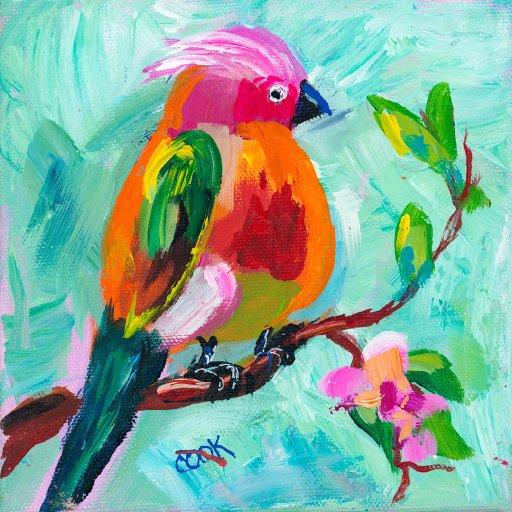 Bird Hop #1