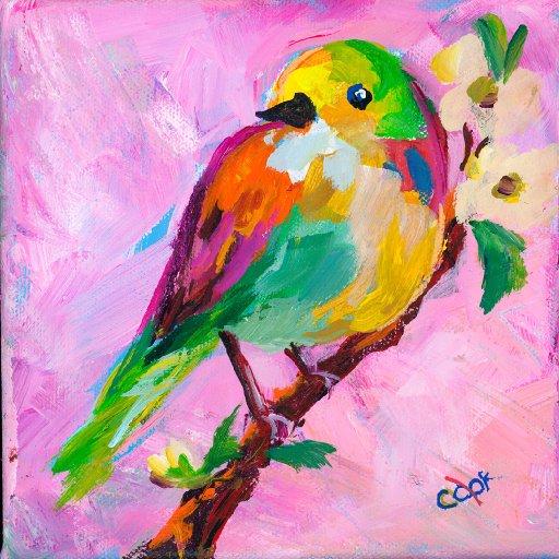 Bird Hop #2