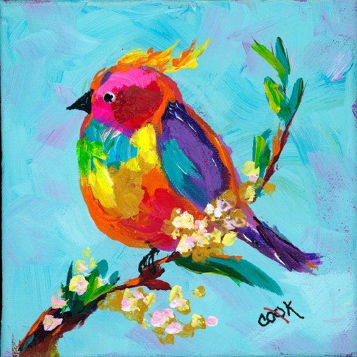 Bird Hop #3
