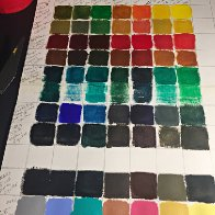 #2 My First Color Chart